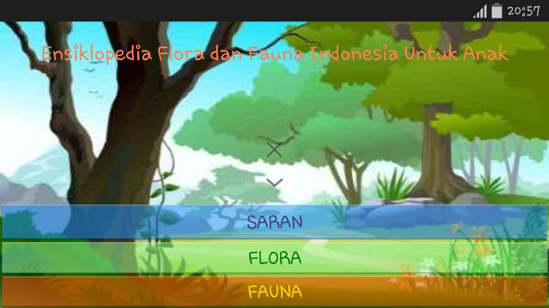 Flora Fauna Endemic Indonesia For Android Apk Download