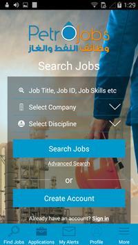 Petro Jobs apk screenshot