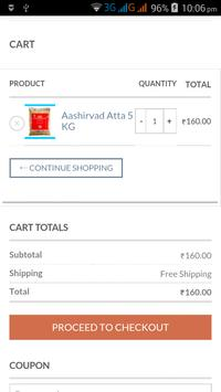 eKariyanu - Online Grocery screenshot 3