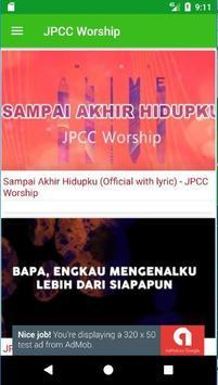 JPCC apk screenshot