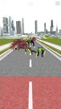 Zombie Killer Clicker apk screenshot