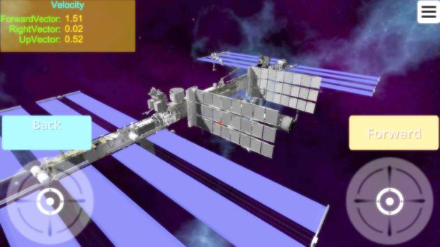 International Space Station 3D apk screenshot