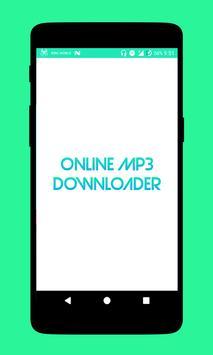 Online Mp3 Downloader poster