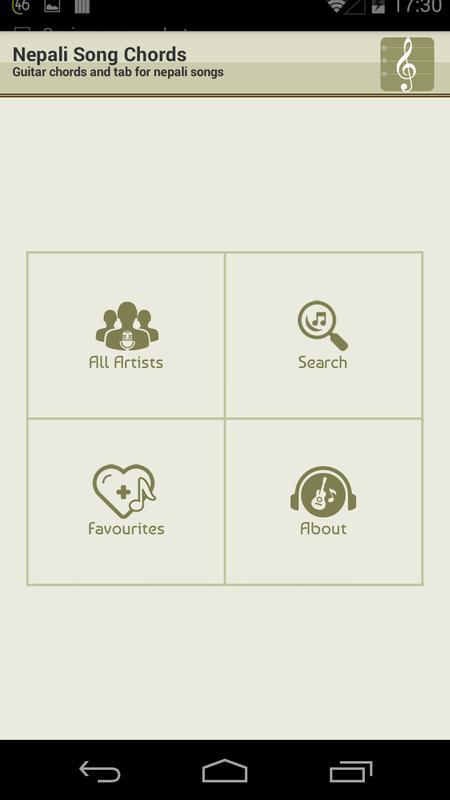 Nepali Song Chord Descarga APK - Gratis Música y audio Aplicación ...