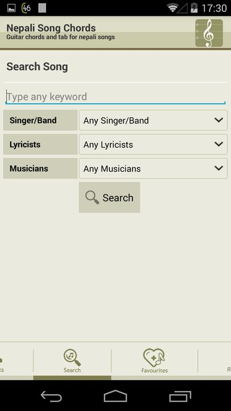 Nepali Song Chord APK Download - Free Music & Audio APP for Android ...