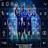 New Keyboard For Chelsea icon