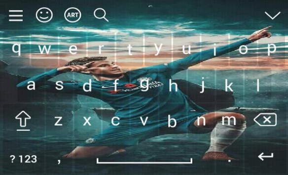 New Keyboard For Chelsea screenshot 5