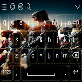 Keyboard for Justice League icon