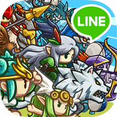 LINE Endless Frontier icon