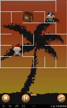 Pirate Island Maze Treasure screenshot 1