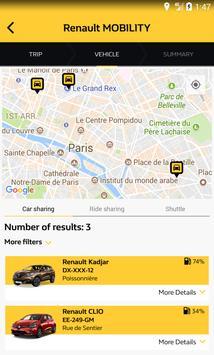 PRO Renault MOBILITY screenshot 1