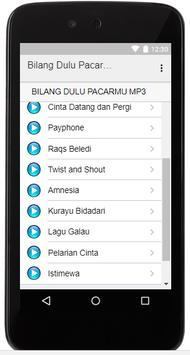 Lagu Bilang Dulu Pacarmu Al-Ghazali MP3 screenshot 1