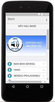 Lagu Wali Band MP3 poster