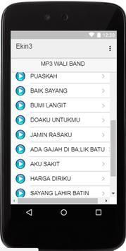 Lagu Wali Band MP3 screenshot 1