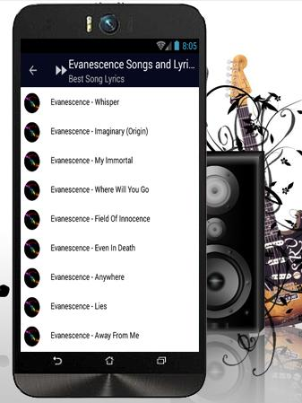 Evanescence-Bring Me to Life for Android - APK Download