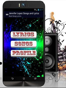 Jennifer Lopez Complete Songs apk screenshot