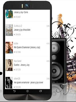 Jesse y Joy Corre Top Musica apk screenshot