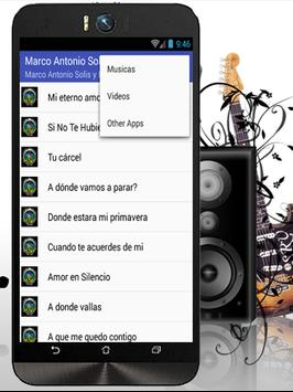 Marco Antonio Solis Top Musica apk screenshot