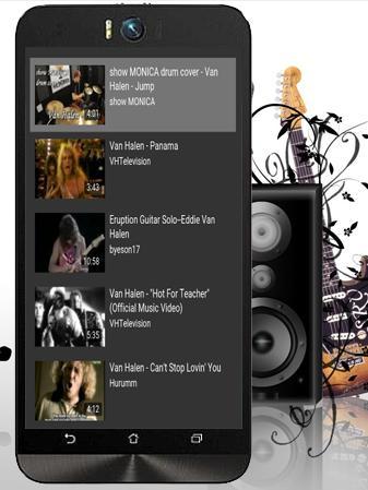 Van Halen Top Letras Y Musicas For Android Apk Download