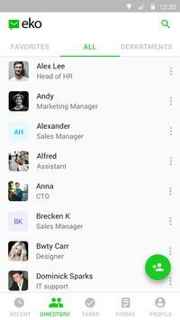 Eko - Team Collaboration apk screenshot