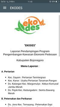 Ekodes apk screenshot