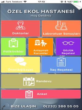 Ekol KBB Hastanesi poster