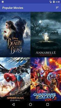 Popular Movie poster