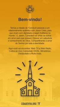 Portal Cidade Viva poster