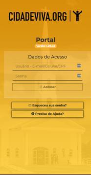 Portal Cidade Viva screenshot 1