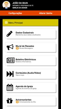 PIC - Portal Igreja da Cidade screenshot 1