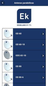 Ekselans Catalog apk screenshot