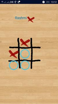 Ekstar Tic-Tac-Toe apk screenshot