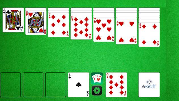 Solitaire Game screenshot 3