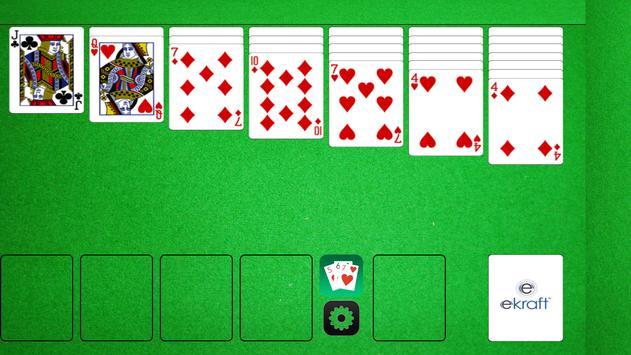 Solitaire Game screenshot 4