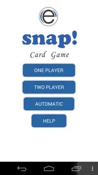Snap! The Card Game poster