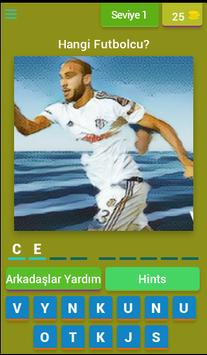 Hangi Beşiktaşlı Futbolcu ? poster