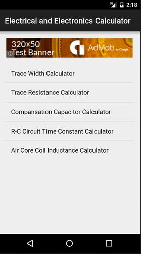 Electrical & Electronics Calc for Android - APK Download