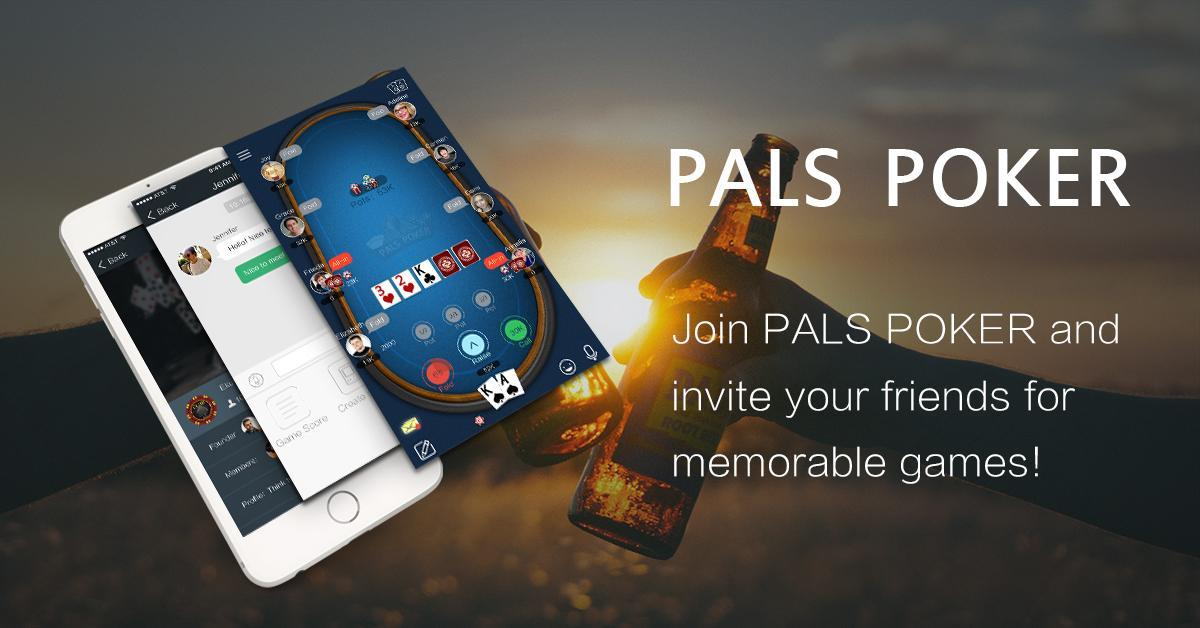 Pals Poker World Poker Club For Android Apk Download