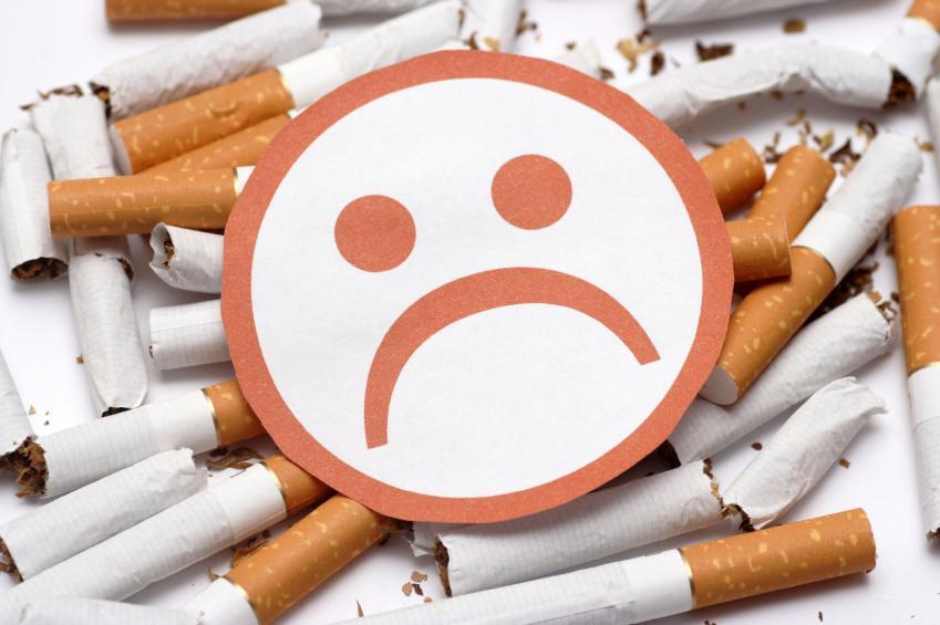 Об курении в картинках