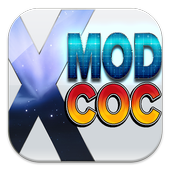 Best X Mod For COC icon