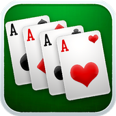 3 in 1 solitaire icon