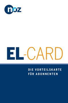 EL-CARD poster