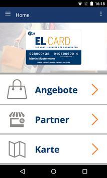 EL-CARD screenshot 1