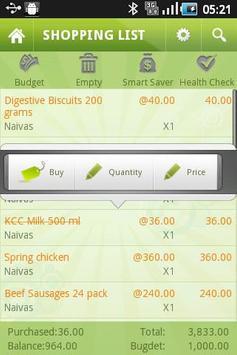 Shoppers' Delight apk screenshot