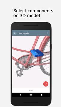 BikeCAD apk screenshot