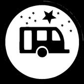 Caravan Leveler Wizard - Free icon