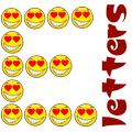 Emoji Letter Maker 😍
