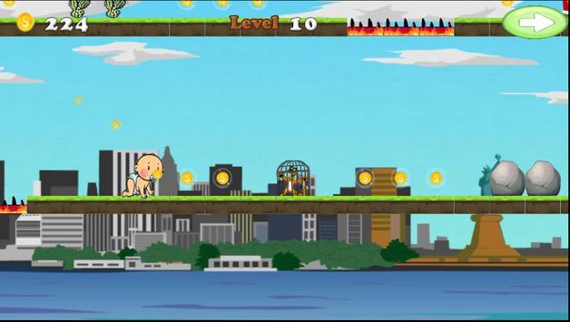Runaway Baby Adventure screenshot 5