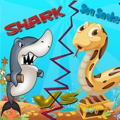 Shark Vs Sea Snake icon