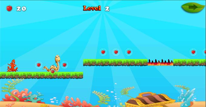 Shark Vs Sea Snake screenshot 3